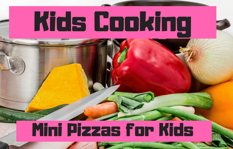 Kids Cooking: Tasty Treats for Kids