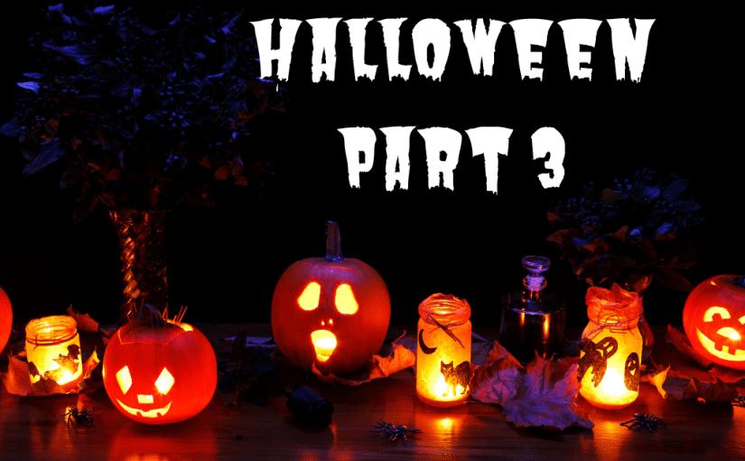Halloween: Spooky Short Story