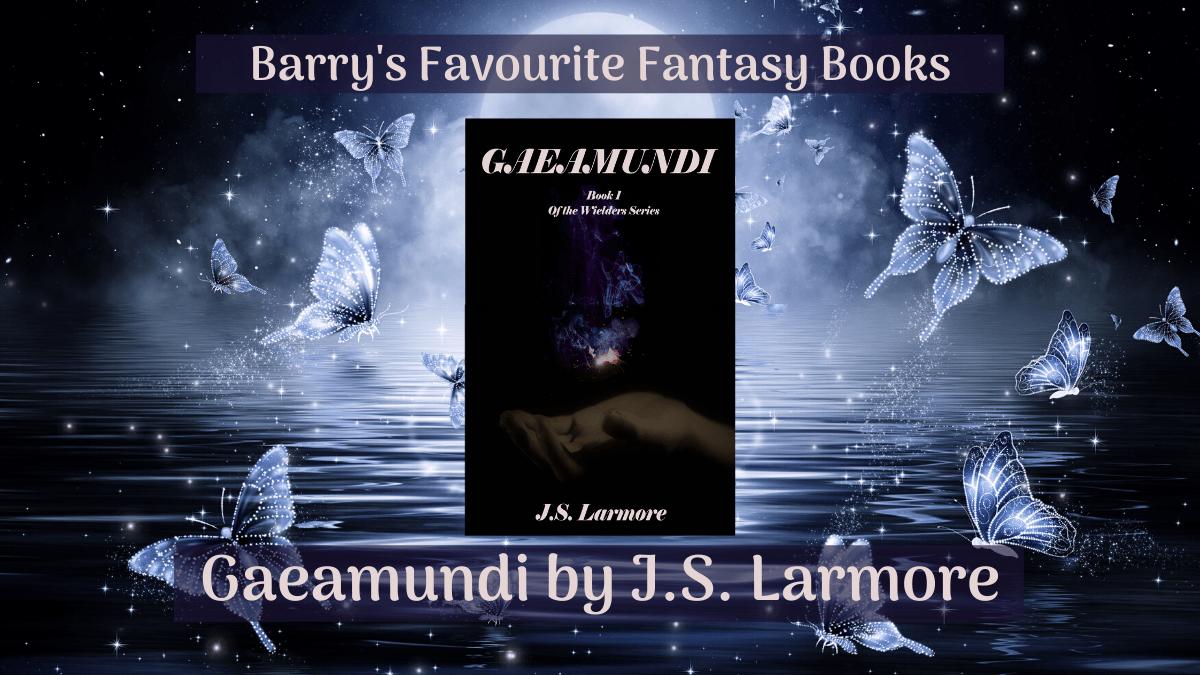 J.S-Larmore-Author