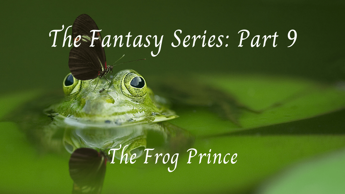 Fantasy-Series-poetry-for-kids-The-Frog-Prince