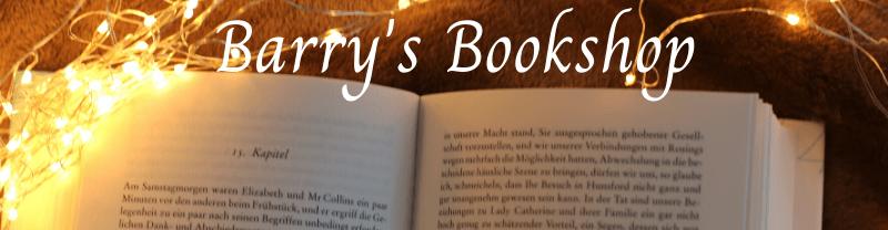 Barry-S.-Brunswick's-Books