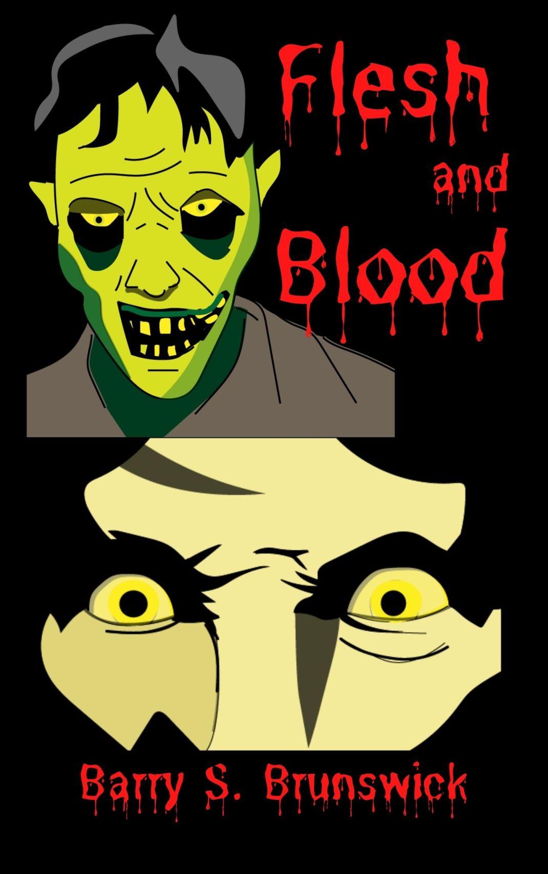 Barry-S-Brunswick-Flesh-and-Blood-Book