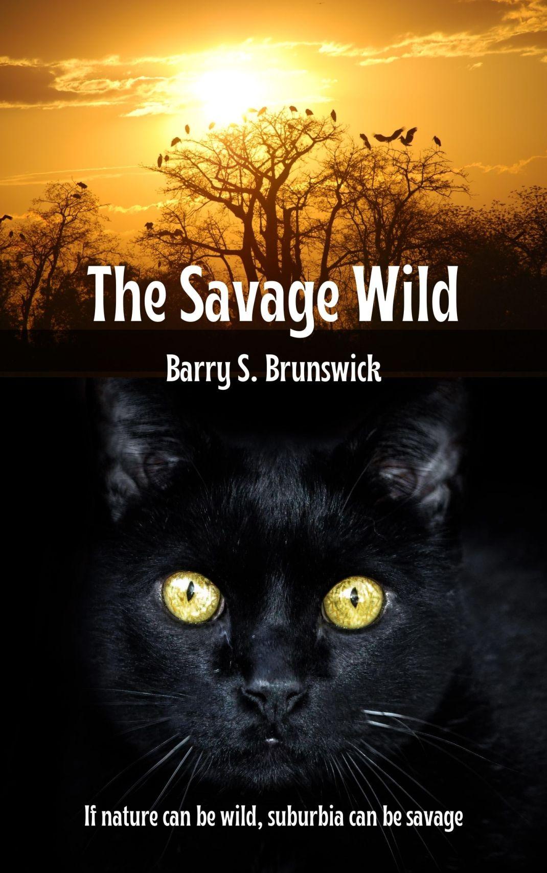 Barry-S-Brunswick-The-Savage-Wild-Book