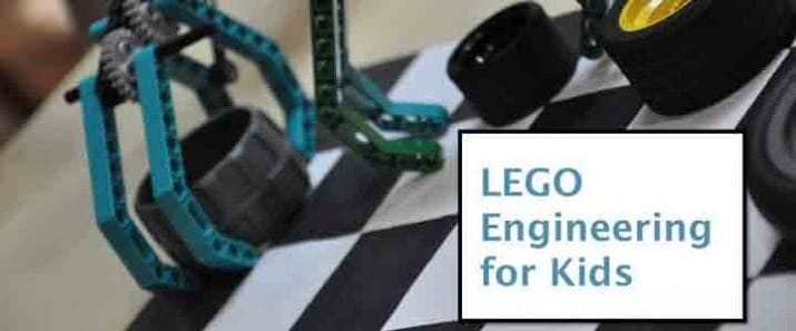Seriously    LEGO Engineering for Kids