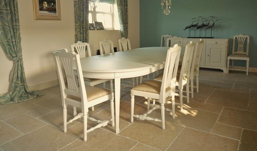 hand painted dining room furniture yorkshire imaginative on hand painted dining room tables id=66527