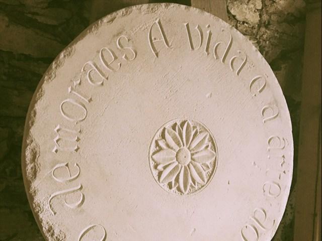 Stone Carved Garden Centrepiece by Imagine Stone Stonemason in Cornwall