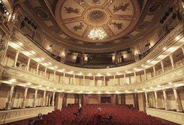The Slovene National Opera and Ballet Theatre: Hall