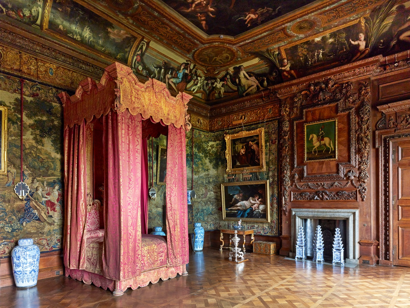 The Grand Tour Of Chatsworth House Begins Imagine