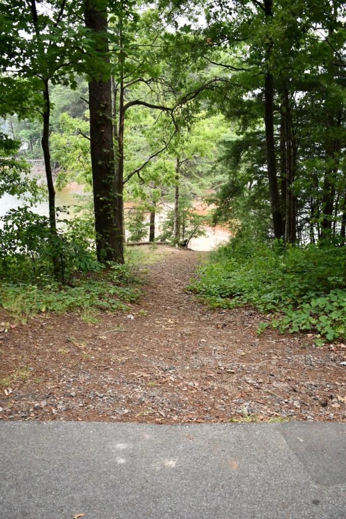 Site 47 Duckett Mill Campground