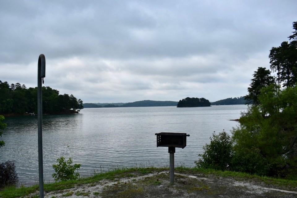 Site 61 Duckett Mill Campground