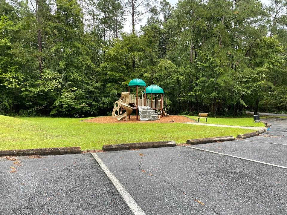 Old Highway 41 Campground playground