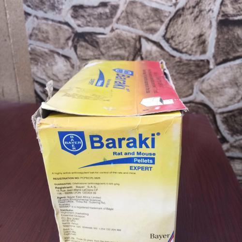 baraki-pellets