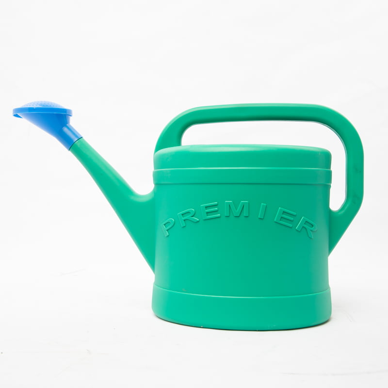 premier watering can green