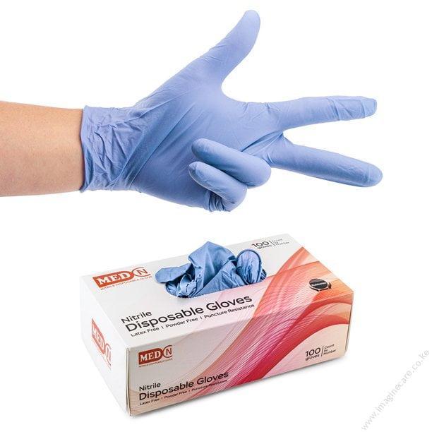 powder free nitrile gloves kenya