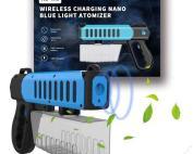 Wireless Charging Nano Blue Light Atomizer RZ-W2 (blue/white)