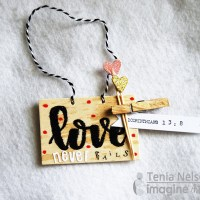 "Be Inspired by a ""Love Never Fails"" Sign"