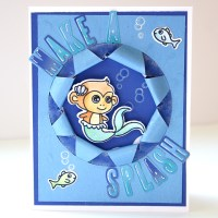 See How to Use Die Cuts to make a Dynamic Card