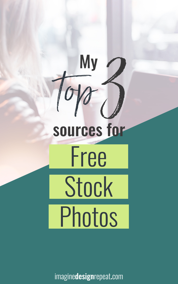 I LOVE high quality free stock photos, but I hate looking for them! These are my go-to sites.