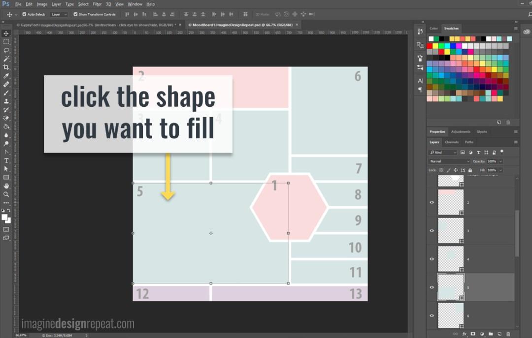 Make a Mood Board | Imagine Design Repeat