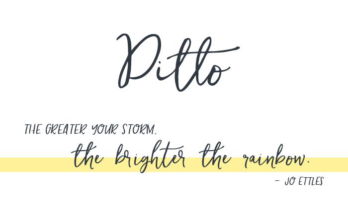 Top 21 Handwritten Script Fonts (+ Pairing Ideas) • Imagine Design