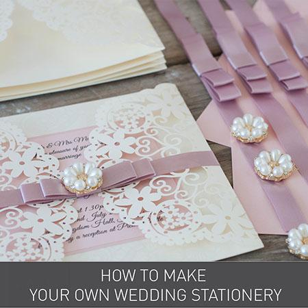 Imagine DIY DIY Wedding Invitations and Stationery Card Making
