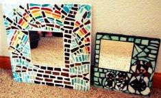 Maddie's Mosaic Mirrors