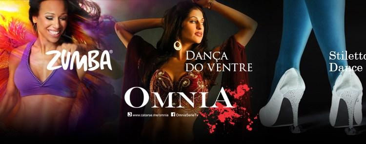 Danças sensuais – novo evento promocional OMNIA