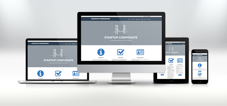 Site Startup Corporate