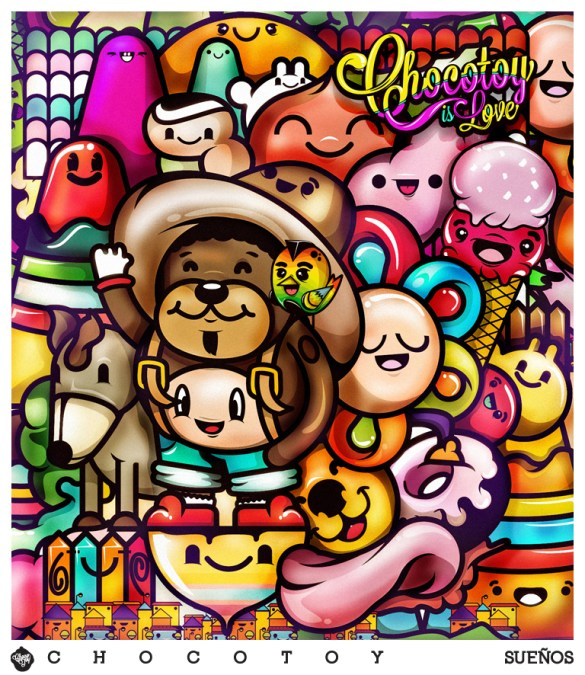 chocotoy-collection