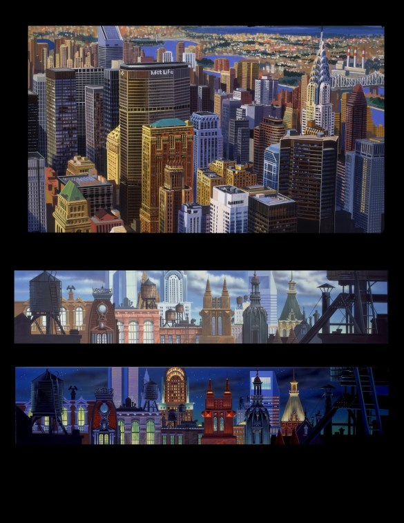 Spiderman - backgrounds