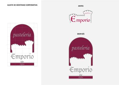 logotipo emporio