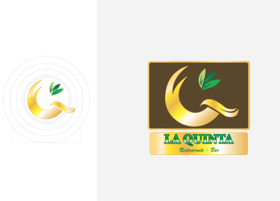 logotipo la quinta