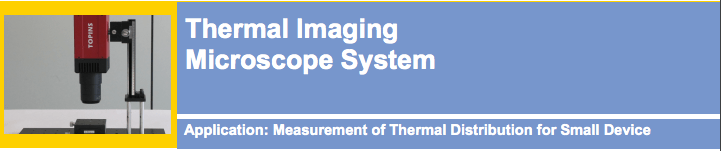 Thermal Imaging Microscope System