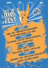 Vita de Vie, IPR, Cargo, Rock n Ghena si multi altii la Out Of Doors Fest din Costinesti