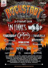 Rockstadt Extreme Fest intre 2 si 5 August la Rasnov