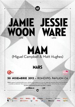 Concert Jamie Woon