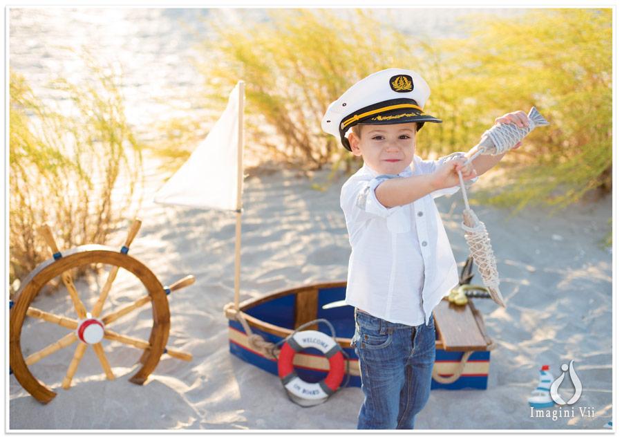 sedinta foto copii plaja