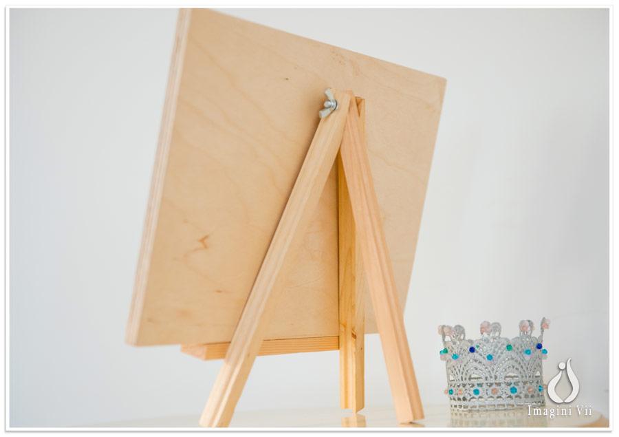 print pe lemn