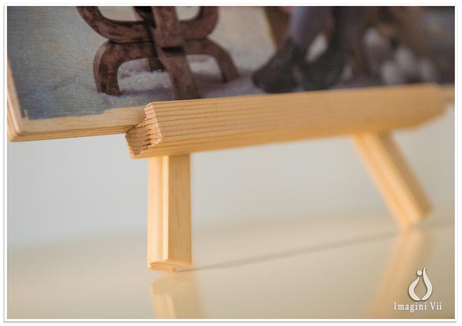 fotografie pe lemn