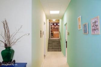 pasillo / hall