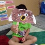 brown bear!