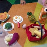our little picnic