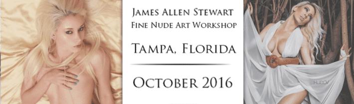 Tampa, Florida – Fine Nude Art Workshop