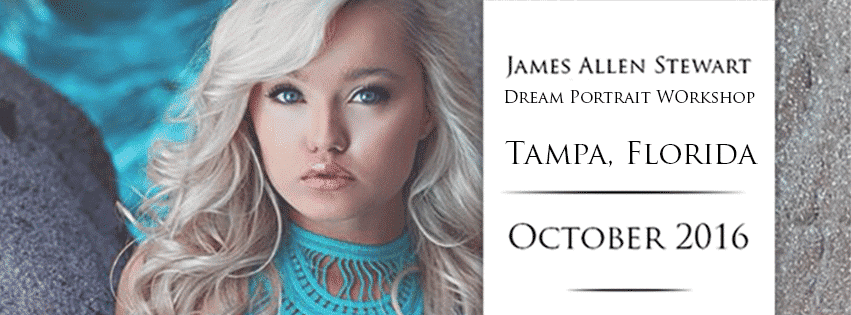 Tampa, Florida – Dream Portrait Workshop