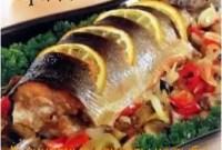 Кулинарные рецепты из рыбы и не только