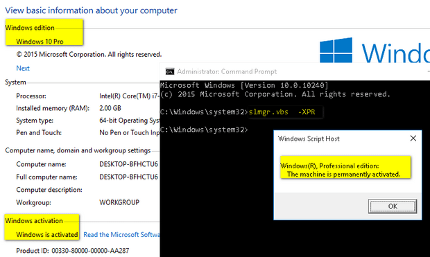 windows activation backup software