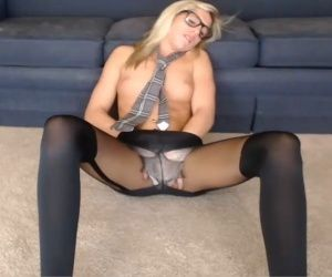 pantyhose webcam