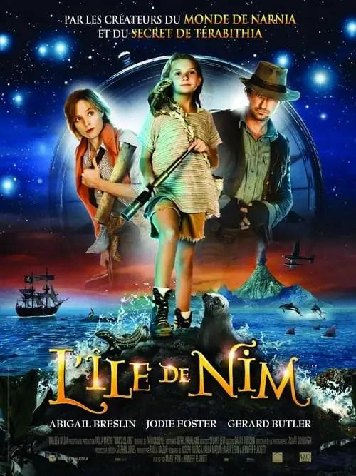 hKE2MV LÎle de Nim (2008) MULTI VFF [4K UHD HDR 2160p] BluRay x265 Antrx