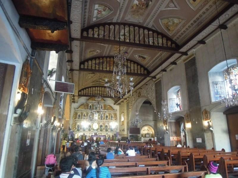 Basilica Minore del Sto. Niño in Cebu City