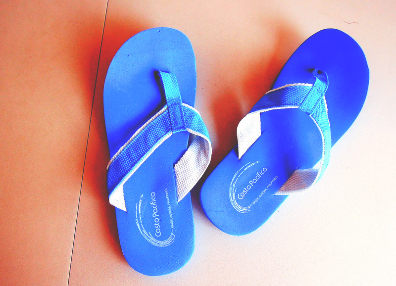 Costa Pacifica Slippers